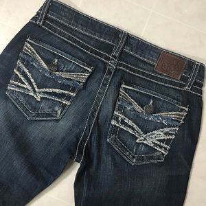 BKE STELLA BOOT CUT TALL BRAND NEW JEANS